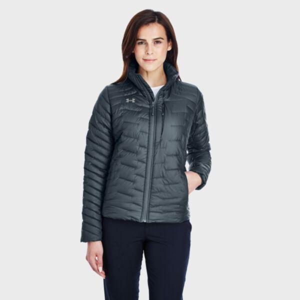 Under Armour Ladies' Corporate Reactor Jacket