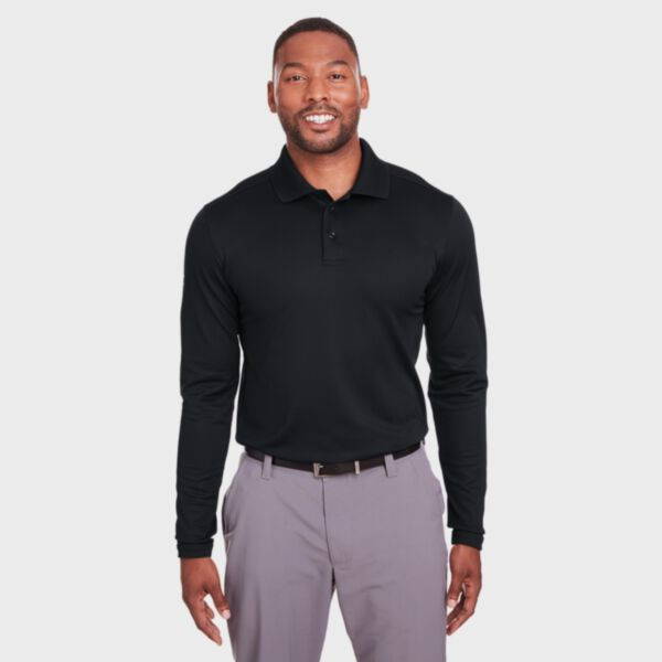 Under Armour Men's Corporate Long Sleeve Performance Polo