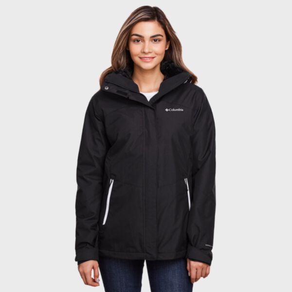 Columbia Ladies' Bugaboo™ II Fleece Interchange Jacket