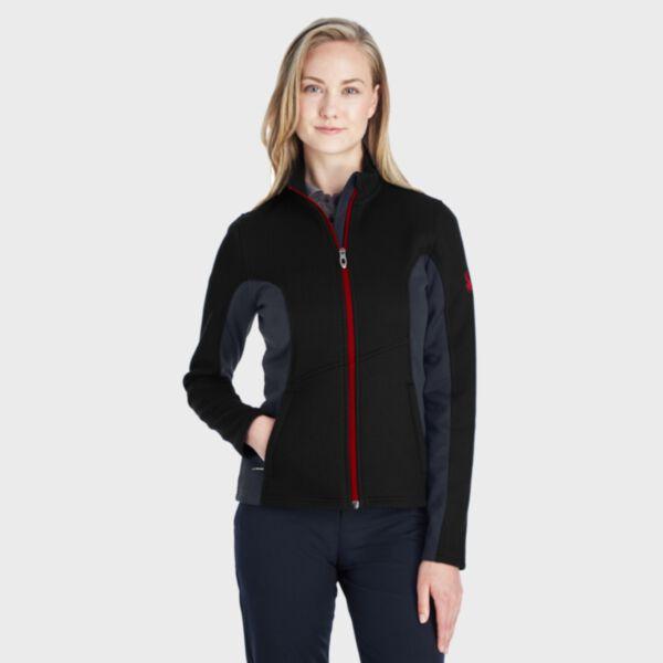 Spyder Ladies' Constant Full-Zip Sweater Fleece Jacket