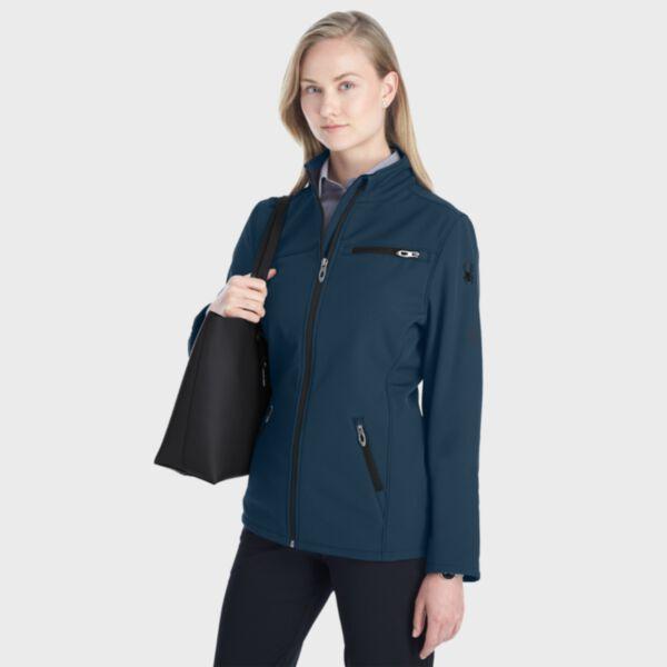 Spyder Ladies' Transport Soft Shell Jacket
