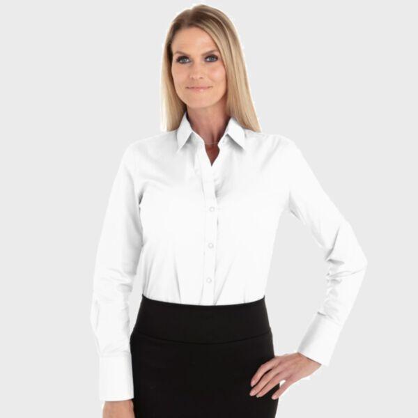 Calvin Klein Cotton Stretch Ladies' Shirt