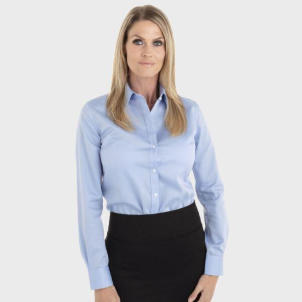 Calvin Klein Non-Iron Ladies' Pincord Shirt