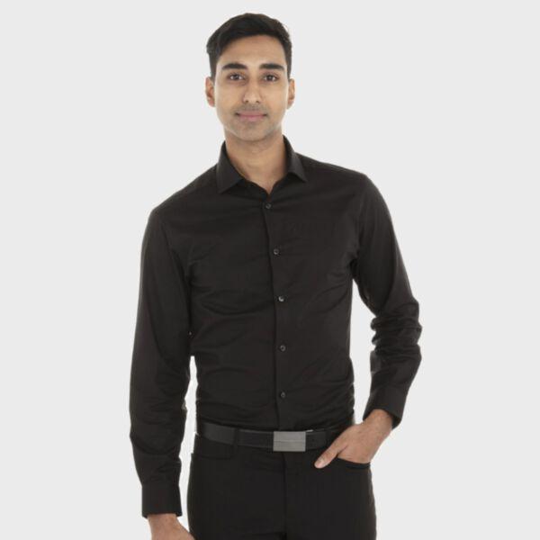 Calvin Klein Cotton Stretch Slim Fit Shirt