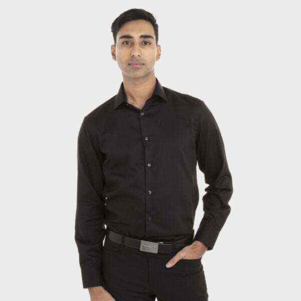 Calvin Klein Non-Iron Pincord Slim Fit Shirt