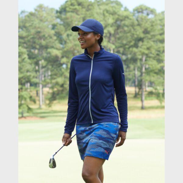 Puma Golf Ladies' Icon Full Zip