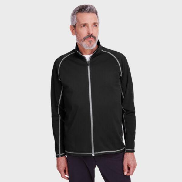 Puma Golf Men's Fairway Full Zip Jacket