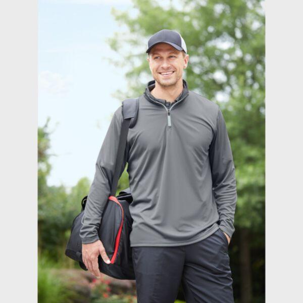 Puma Golf Men's Icon Quarter Zip