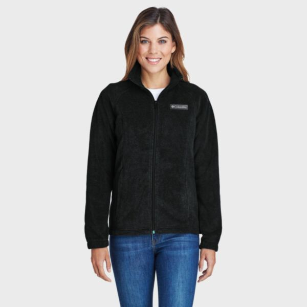 Columbia Ladies' Benton Springs™ Full-Zip Fleece