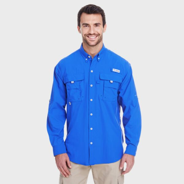 Columbia Men's Bahama™ II Long-Sleeve Shirt