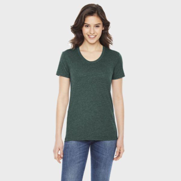 American Apparel Ladies' Poly-Cotton T-Shirt