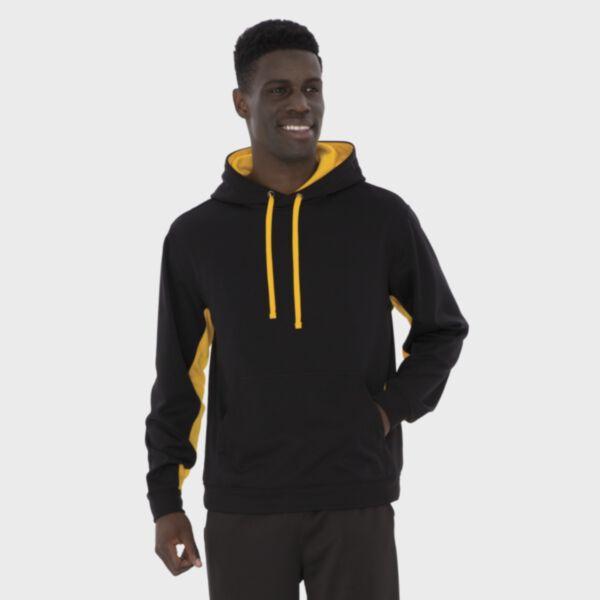 ATC Game Day™ Fleece Colour Block Hooded Sweatshirt