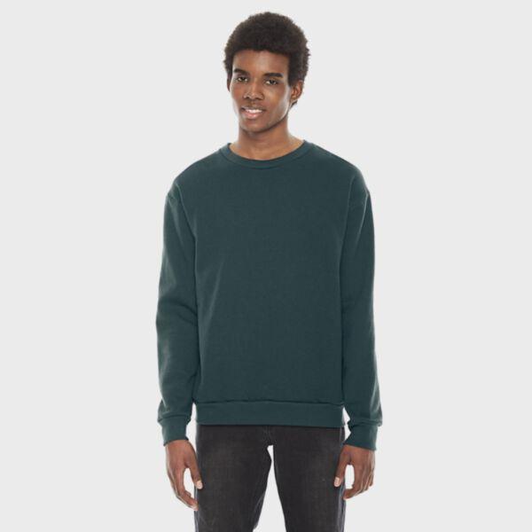 American Apparel Flex Fleece Pullover Sweatshirt