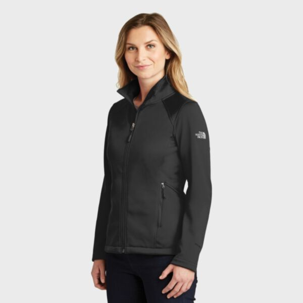 The North Face® Ridgeline Ladies' Soft Shell Jacket