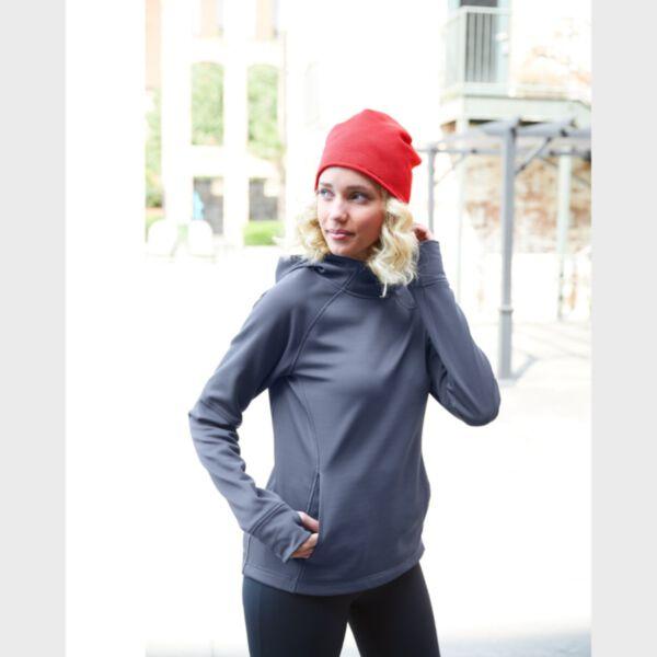 Spyder Ladies' Hayer Hooded Sweatshirt