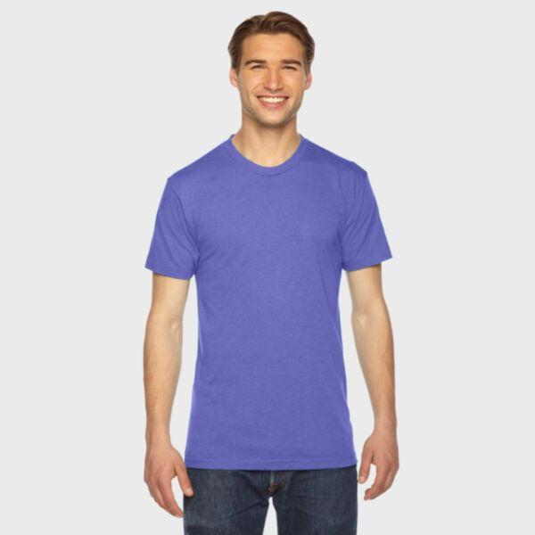 American Apparel Triblend Track T-Shirt