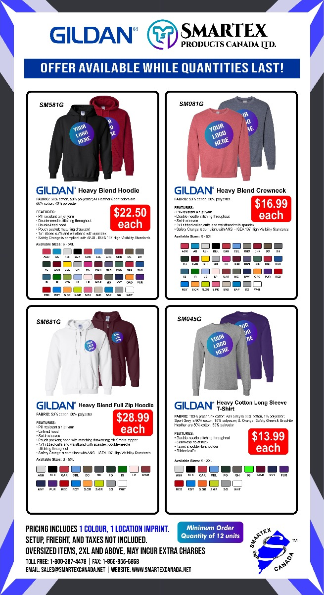 Gildan Specials